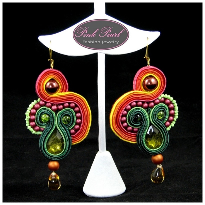 MEXICAN MADNESS EARRINGS