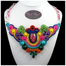 SOUTACHE MADNESS NECKLACES