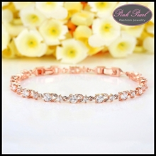 ROSE GOLD CHAIN BRACELET